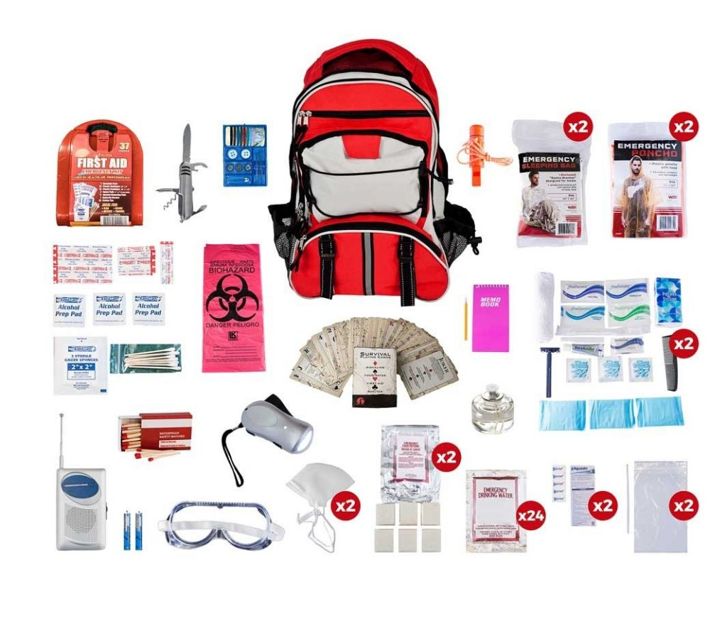 72 Hour Emergency Kit