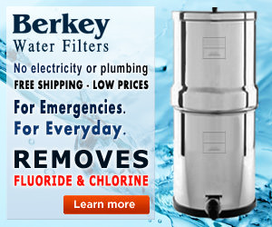emergency water filter
